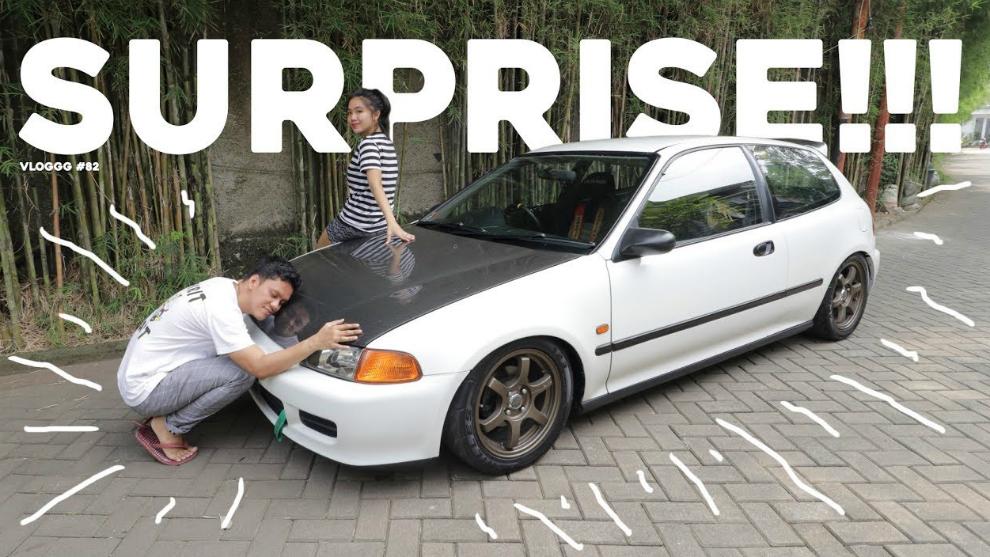 Tips Sukses Memberi Kejutan Untuk Kekasih!