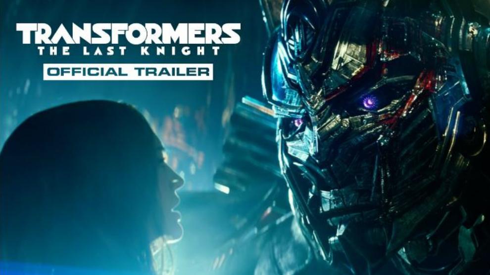 Transformers: The Last Knight Rilis di Indonesia!
