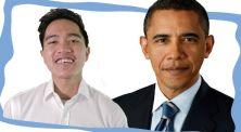 Intip Keseruan Kaesang Pangarep Ketemu Barack Obama Sambil Ngevlog