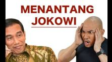 Heboh! Deddy Corbuzier Menantang Presiden Jokowi