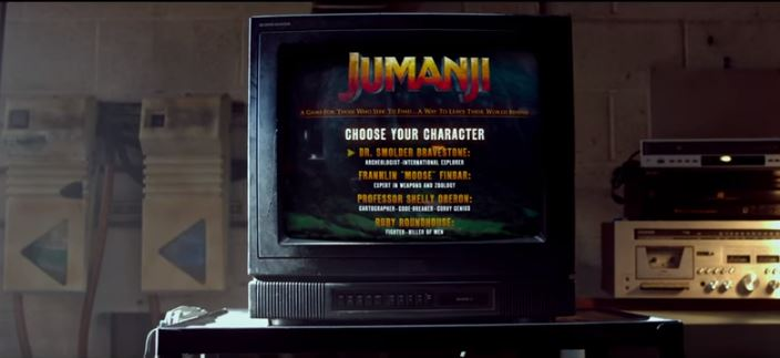 JUMANJI WELCOME TO THE JUNGLE - Official Trailer (HD) sony pictures entertainment © sony pictures entertainment