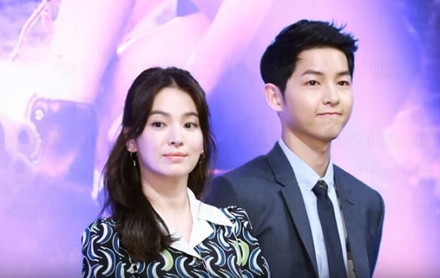 BREAKING NEWS Song Joong Ki And Song Hye Kyo Are Getting Married drama lovers © drama lovers