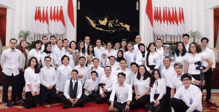 Makan Malam Dengan Presiden Jokowi - VLOG #15 agung hapsah ©agung hapsah
