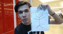 Video Prank Kocak: Ada yang Lihat Adik Saya Nggak?