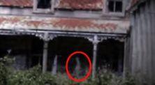 10 Penampakan Hantu dan Makhluk Misterius yang Terekam Oleh Kamera