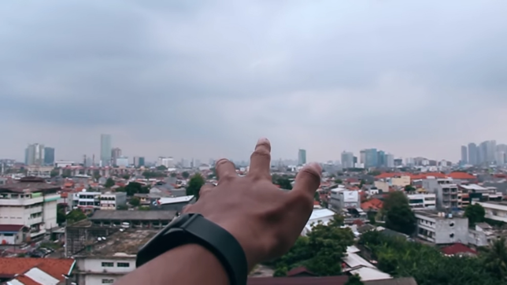 Melihat Sisi Lain Kota Jakarta Lewat Cinematic Vlog