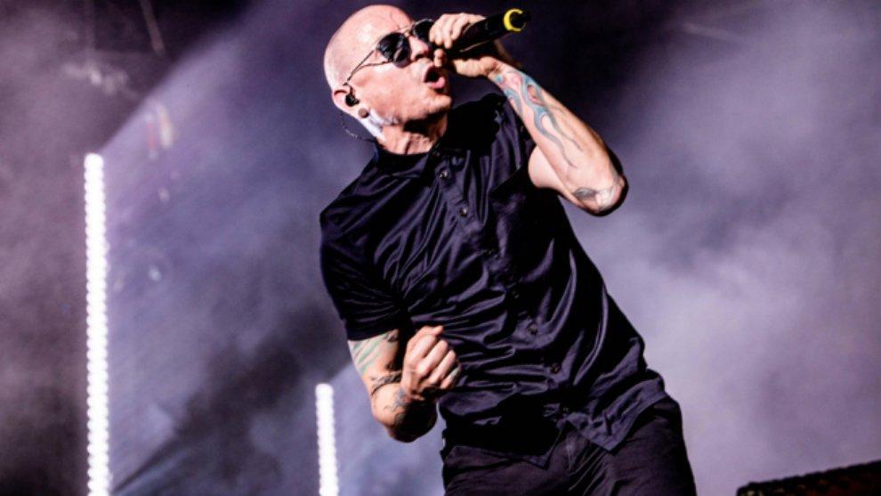 Vokalis Linkin Park, Chester Bennington Ditemukan Tewas Gantung Diri