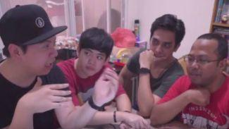 Bahas Lirik Despacito Bareng Chandra Liow, Duo Harbatah dan Tommy Lim