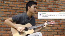 Coba Eksperimen Baru, Kreator Ini Buat Lagu Dari Komentar Instagram