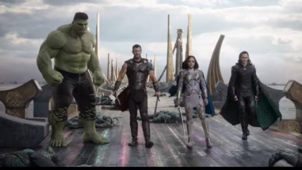 Bersama Thor, Hulk Siap Beraksi di Seri 'Ragnarok'