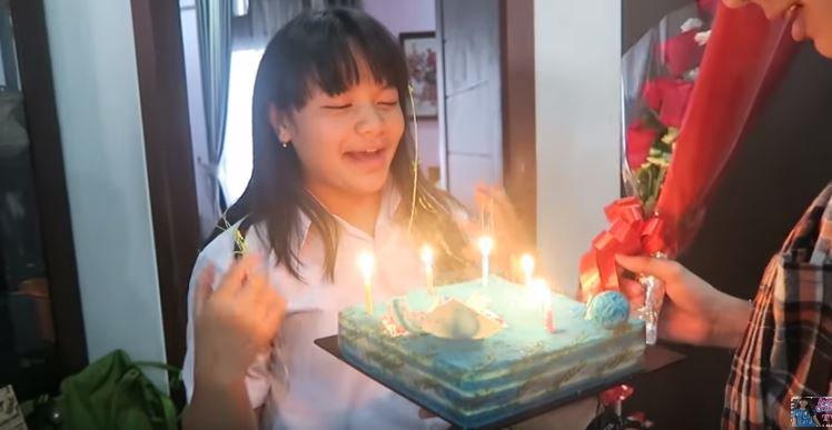Amel Carla - Surprise Ulang Tahun Amel © Amel Carla