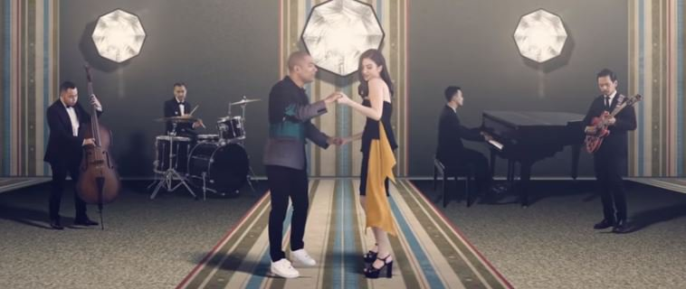Marcell & Raline - Jadi Milikku (Official Music Video) marcell siahaan © marcell siahaan