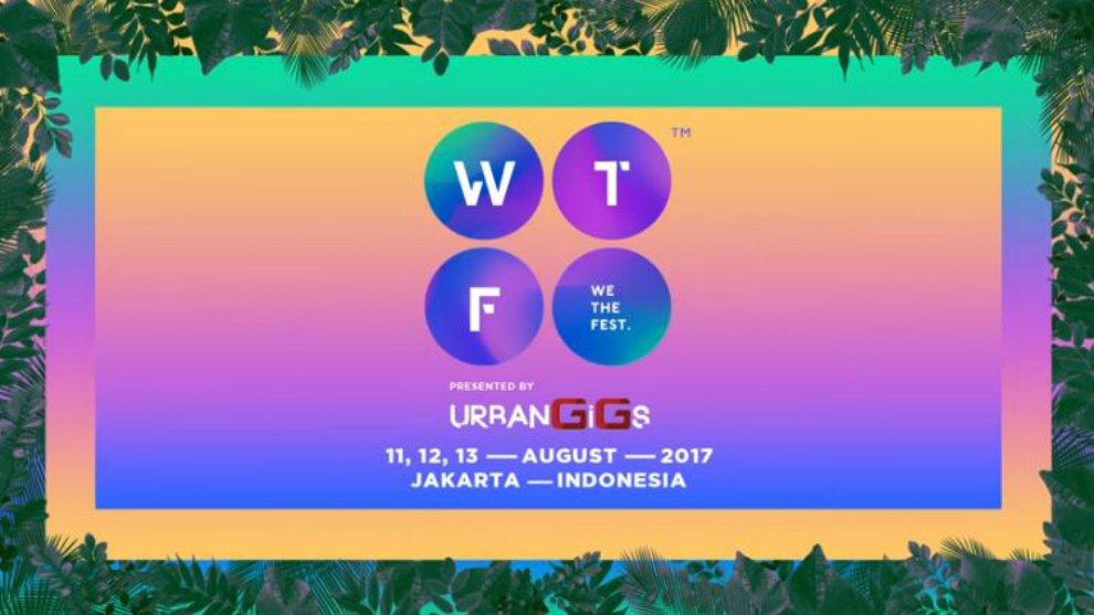 Simak 5 Lagu Ini Untuk Pemanasan Sebelum Datang ke WTF 2017!