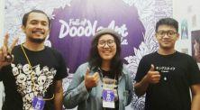 Full of Doodle Art Indonesia, Eksis Hingga Keluar Indonesia!