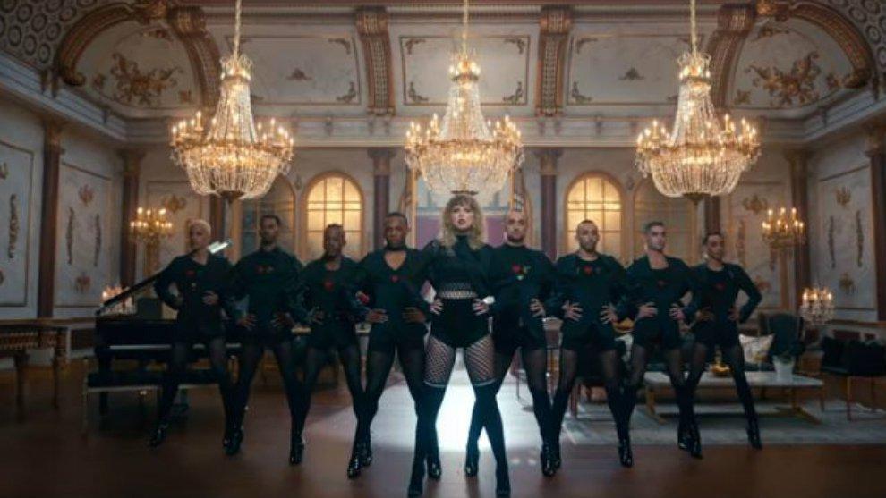 Taylor Swift Rilis Lagu Baru Untuk Para Haters