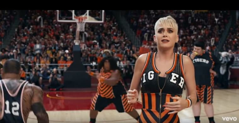 Katy Perry - Swish Swish (Official) ft. Nicki Minaj © Katy Perry