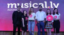 Luncurkan Tim di Indonesia, musical.ly Siap Dukung Penuh Para Musers Indonesia