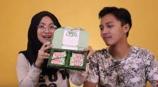 Cobain Snack Wasabi Bareng Aisyah Safira dan Zuhdi Faris di Cek Ombak!