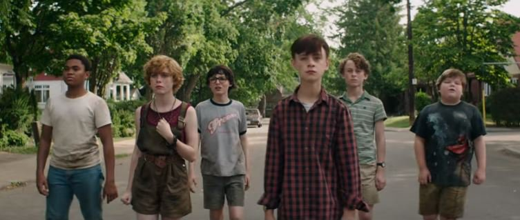 IT - Official Trailer 1  warner bros picture ©warner bros picture