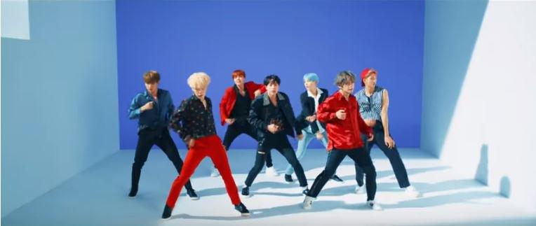 BTS (방탄소년단) 'DNA' Official MV bts © bts