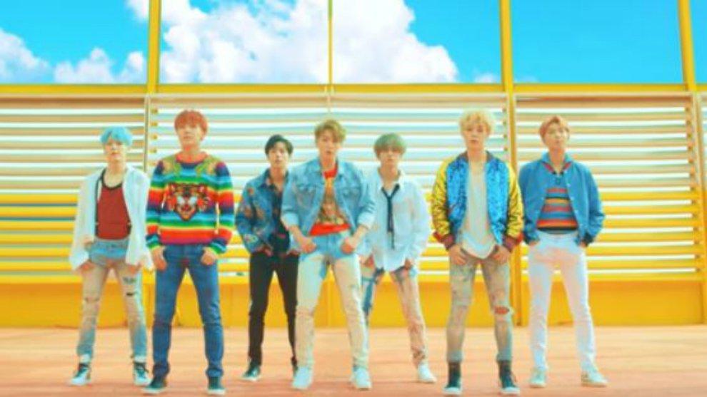 Manjakan Penggermar, BTS Rilis Single Terbaru DNA