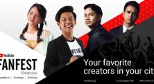 Roadshow YouTube FanFest 2017 Bareng SkinnyIndonesian24 dan Bayu Skak