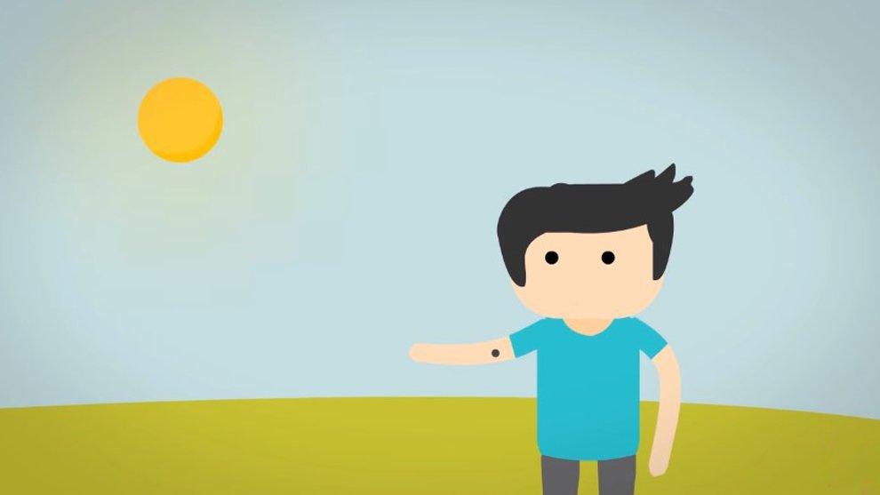 VIDEO: Inilah Asal Mula Tahi Lalat Bisa Terbentuk di Tubuh Manusia