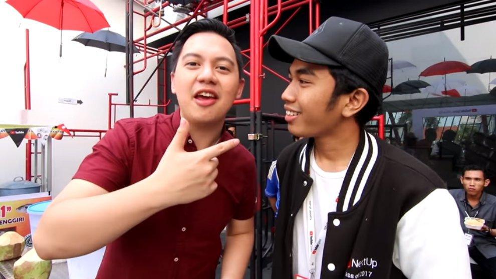 Video Vlog: Keseruan Kreator Kery Astina Mengikuti Program YouTube NextUp Indonesia