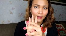 3 Tips Mudah Menebalkan dan Memanjangkan Bulu Mata Ala Dinda Shafay