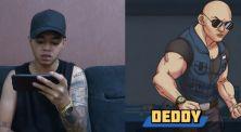 Deddy Corbuzier Rilis Video Game, Reza Oktovian Merasa Tersaingi!