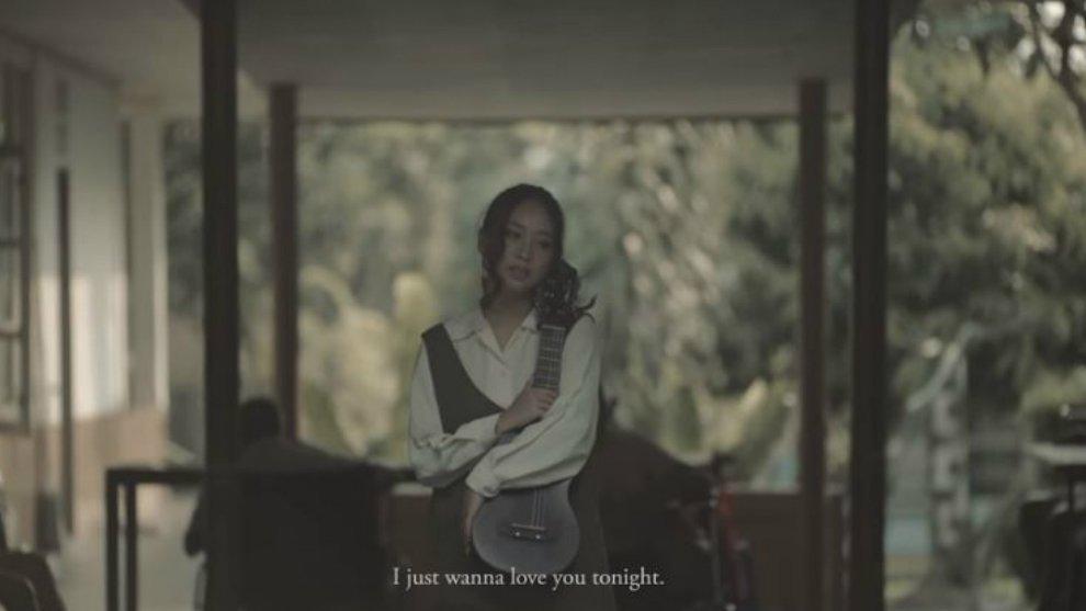 Gloria Jessica Rilis Lagu Romantis 'I Just Wanna Love You'