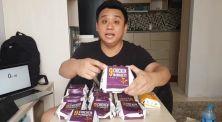 Coba Pecahkan Rekor Makan 100 McNuggets, Berhasilkah YouTuber Ini!