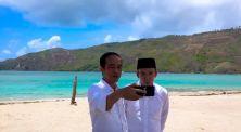 Travel Vlog Ala Presiden Jokowi, Menikmati Keindahan Kawasan Mandalika, NTB