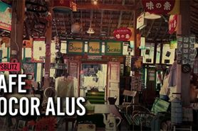 Bocor Alus, kafe unik ribuan barang jadul