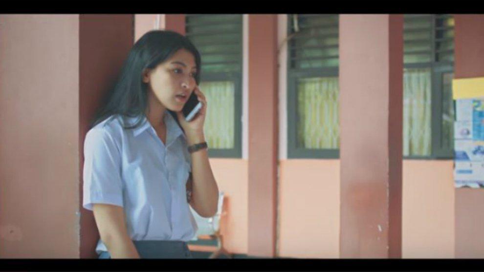 Intip Akting Perdana Mentari Novel di Webseries 'The Viral Project'