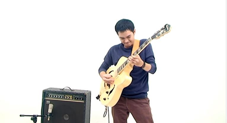 TESLA MANAF (official video)  © Mega Novetrishka Putri