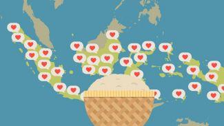 VIDEO: Orang Indonesia Kalau Mau Kenyang Harus Makan Nasi! Kenapa?
