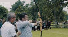 Ikut Cameo Project Mencoba Makanan Istana Hingga Memanah Bersama Pak Jokowi
