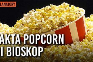 Fakta popcorn di bioskop, apa yang menarik?