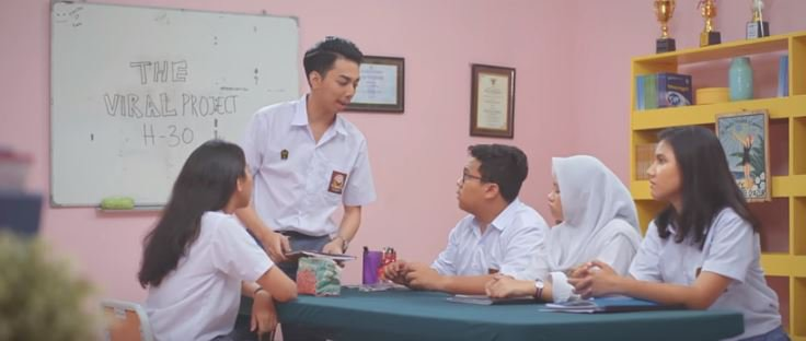 The Viral Project Eps 6 - Hari Pembuktian fruitteasosroid ©  fruitteasosroid