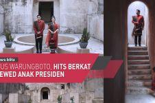 Situs Warungboto, hits berkat prewed anak Presiden