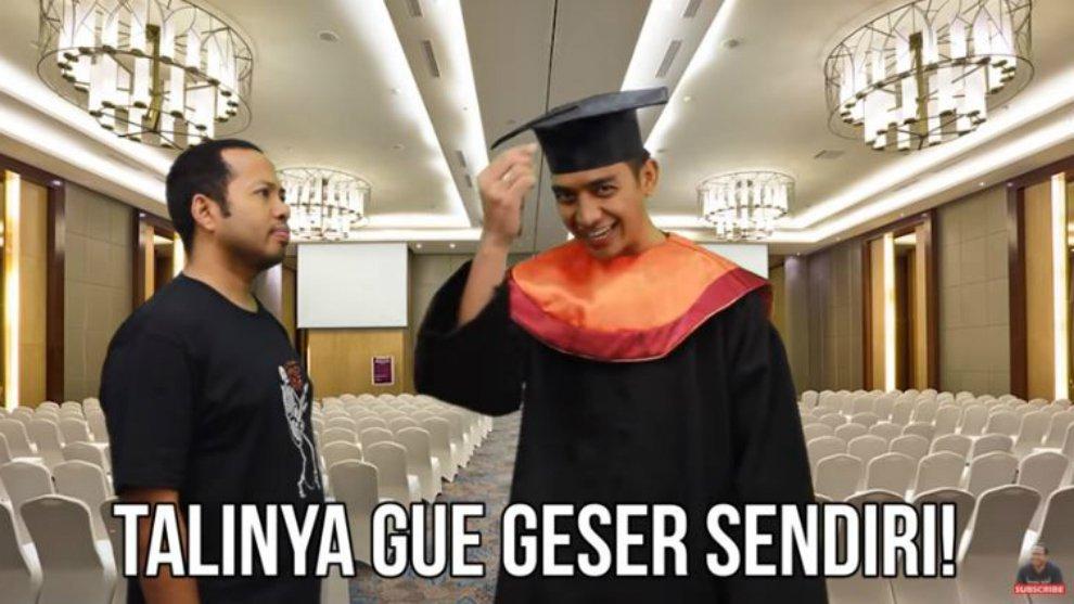 Video Parodi Kocak Duo Harbatah: Seberapa Greget Wisuda?