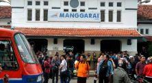 Merinding! Inilah 5 Stasiun Kereta Paling Angker di Indonesia
