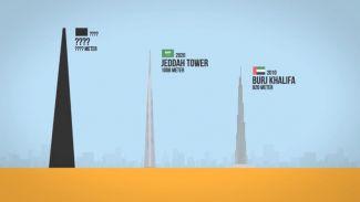 VIDEO: Seberapa Tinggi Manusia Bisa Mendirikan Bangunan di Bumi?