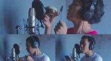 Menggunakan Alat Rumah Tangga, Kery Astina dan Ahdan FK Cover Lagu Deddy Corbuzier