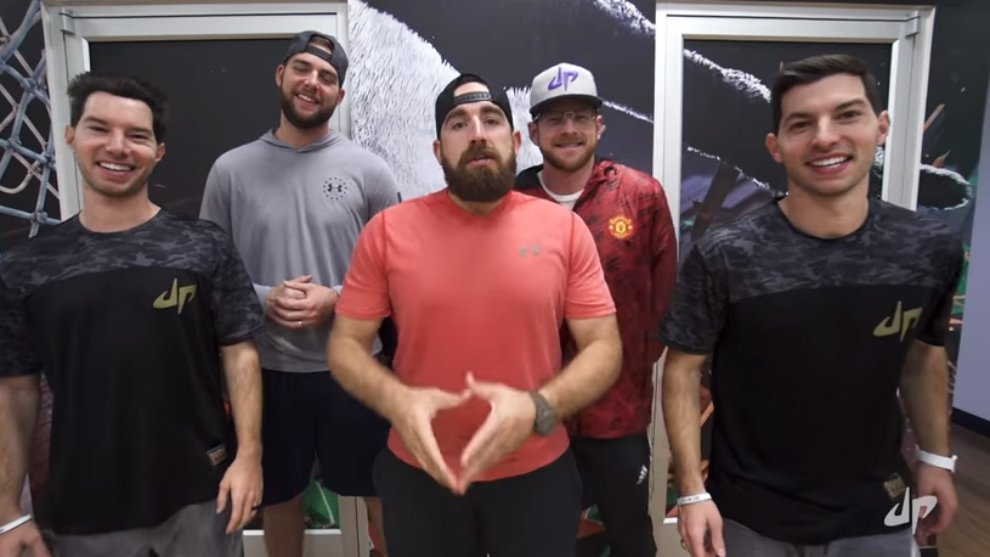 Dude Perfect Dude Perfect Youtube Channel