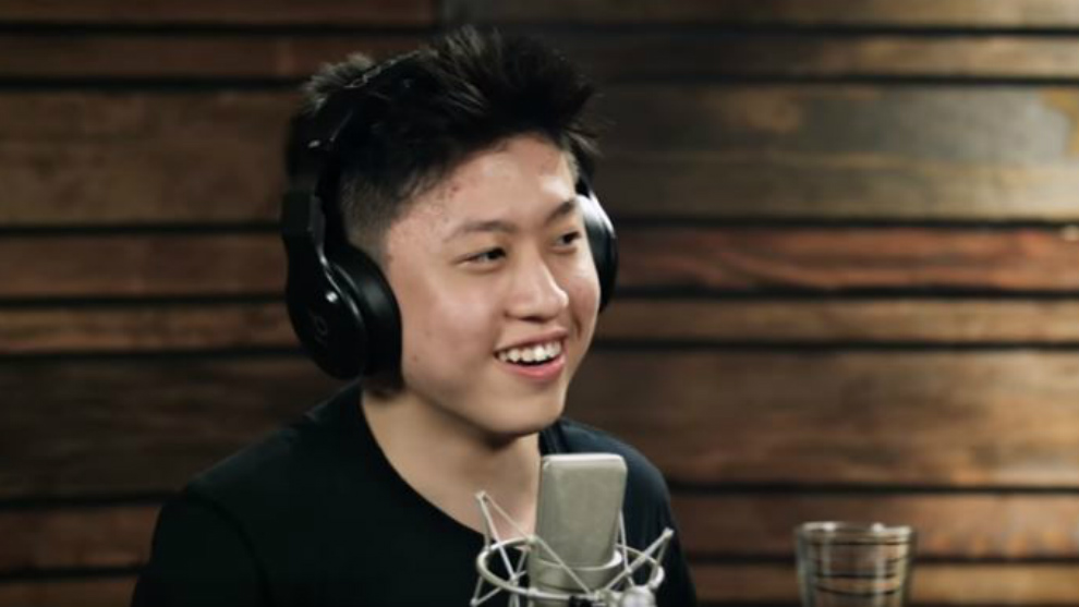Keren! Rich Chigga Diwawancarai Pharrell Williams © iamother
