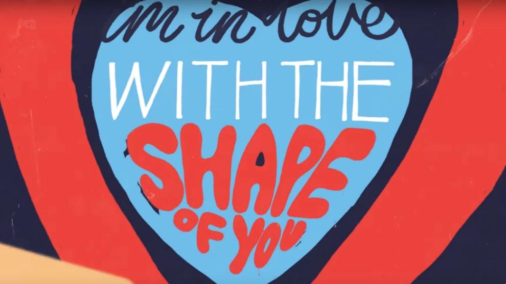 Ed Sheeran Rilis Video Lirik dari Single Barunya Ed Sheeran Youtube Channel
