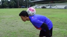 3 Langkah Mudah Untuk Dapat Menahan Bola di Atas Punggung