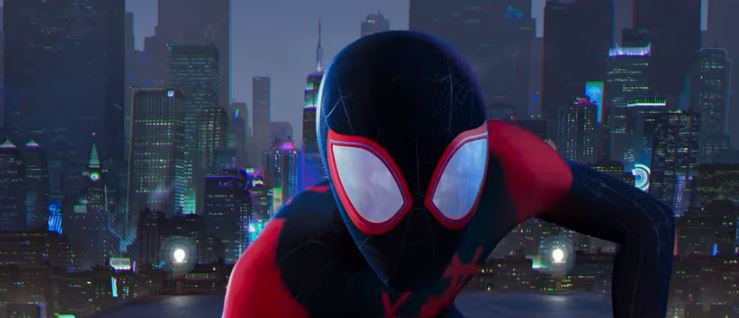 SPIDER-MAN INTO THE SPIDER-VERSE – International Teaser Trailer sony picture entertainment ©sony picture entertainment